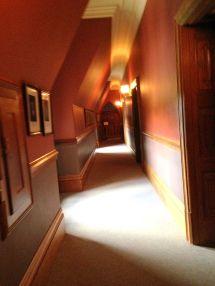 Biltmore House- 3rd Floor- Hallway With Doors