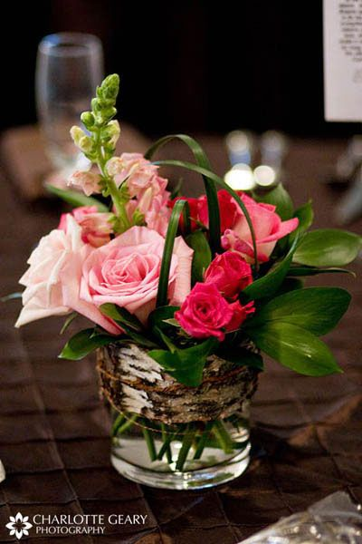 Small Floral Arrangements Tables