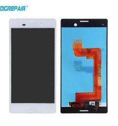 5 0 white for sony xperia m4 aqua e2303 e2353 e2333 lcd display touch screen [ 1000 x 1000 Pixel ]