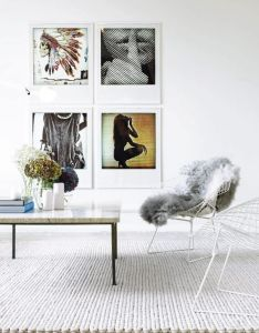 White interior design also  dream come true apartment pinterest rh es