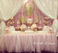Ballerina Baby Shower Party Ideas | Ballerina baby showers ...