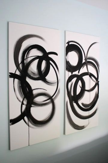 Looking for some diy modern art ideas to fill your walls these projects are  also ways super easy and tutorials rh pinterest