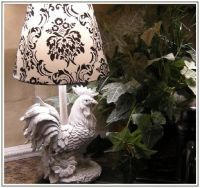 Little Rooster Lamp | Decor ~ Lighting | Pinterest ...