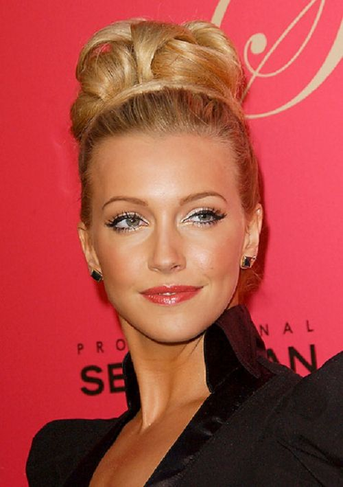 40 Wonderful Updo Bun Hairstyles For 2013 Gallery Celebrity