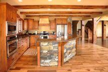 Timber Frame Kitchens - Google Love