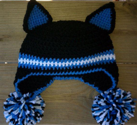 Football Helmet Pattern For Knitted Hat