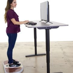 Ergonomic Chair Kickstarter Thomas Moser Chairs Surf At Your Standing Desk With This New Board