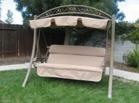 Costco Garden Swing Seat Replacements   Discount Canopy ...