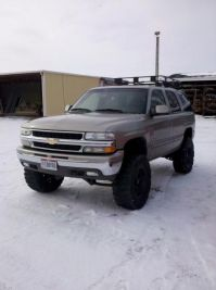 chevy tahoe offroad accessories