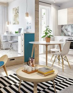 For  young couple in love interior design can be source of stress alleviate those fears with images from two beautiful studio apartments couples also creative apartment ideas small rh za pinterest