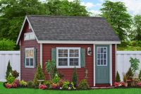Color ideas for Barn House- Roof, windows etc... Shed ...