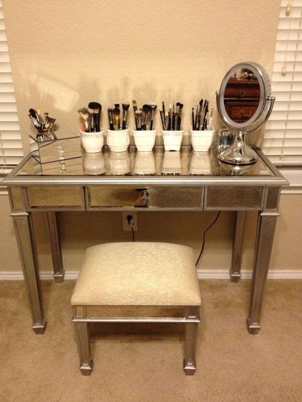 Makeup Vanity Love Beauty Room