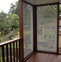Timber Panels | Timber Privacy Screens | Internal Divider ...