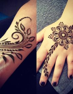 Latest new easy and simple arabic mehndi designs for full hands beginners legs bridals stunning images inspiration also thank you hennalovers it was  wild crazy market day rh pinterest
