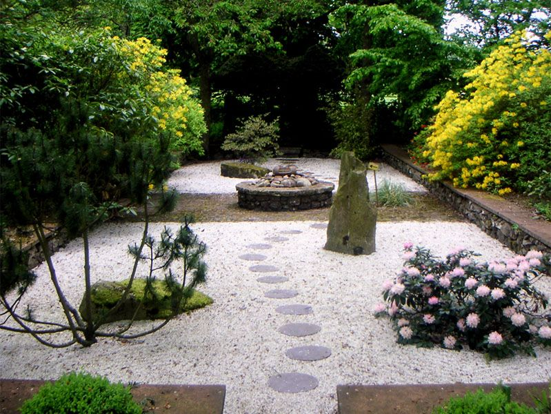 Small Japanese Garden Design