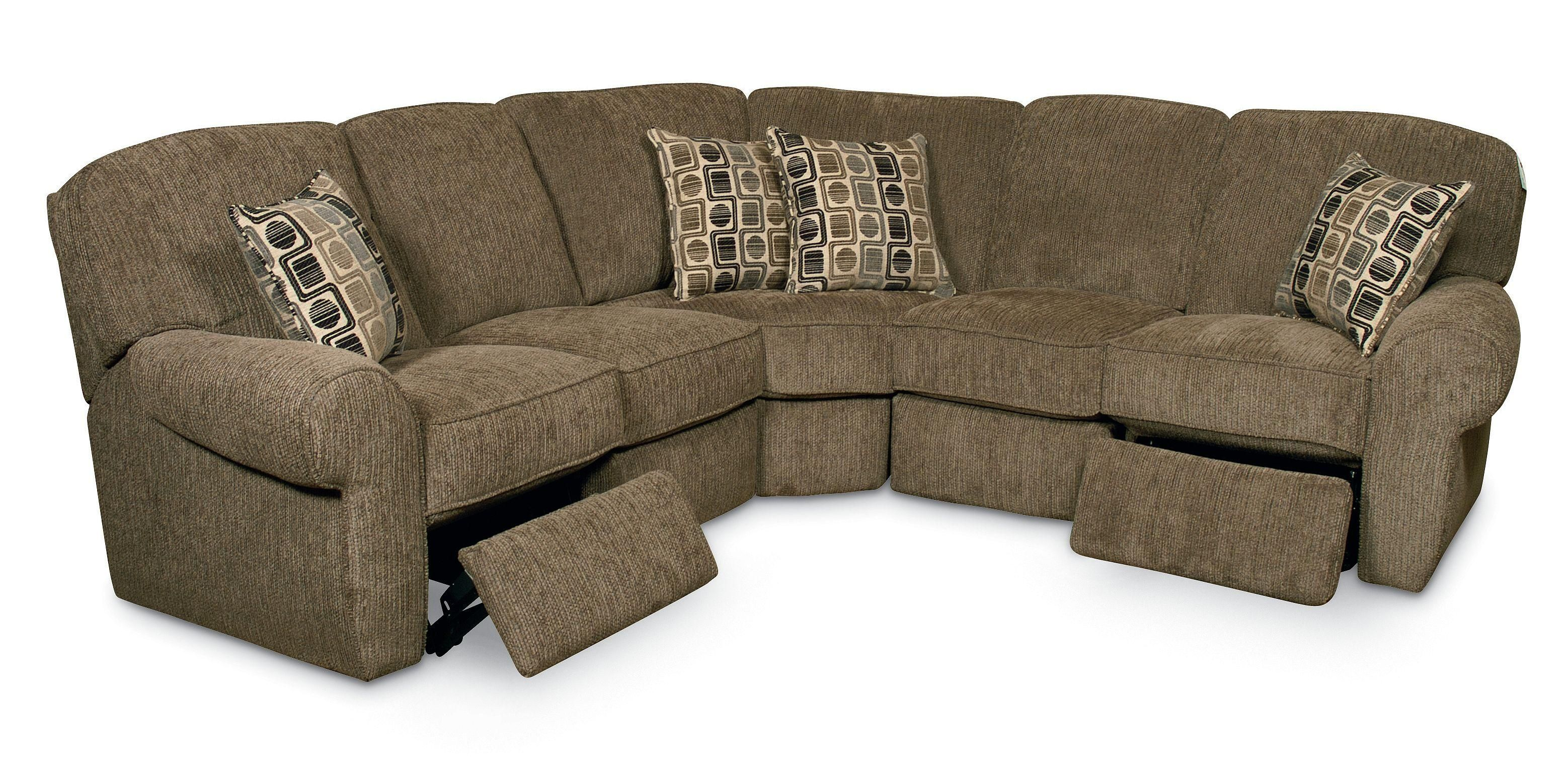 4 piece recliner sectional sofa best leather sofas reviews lane furniture megan collection features