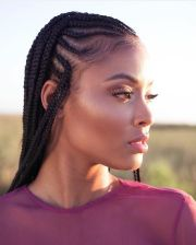 likes 4 comments - braids