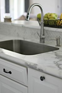 Karran undermount sink can be used with formica ...