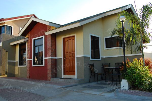 Filipino Construction Company Simple Bungalow House Design