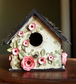 Birdhouse Decorating Ideas Roselawnlutheran