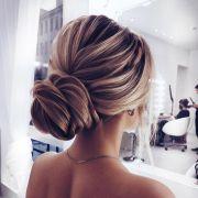 gorgeous wedding updo hairstyles