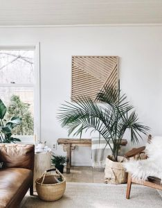 Warm colours home decor love the couch that rustic bench light and bright feel of room indoor plants  think even kinda like chair also likes comments shaynah ruffledsnob on instagram  ci  ve rh pinterest