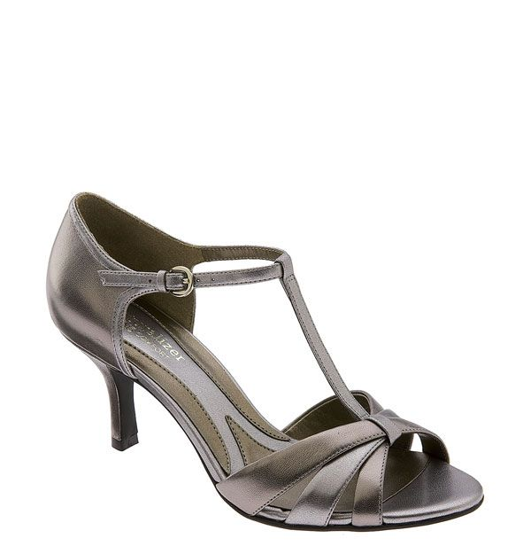 Pewter Shoes Wedding