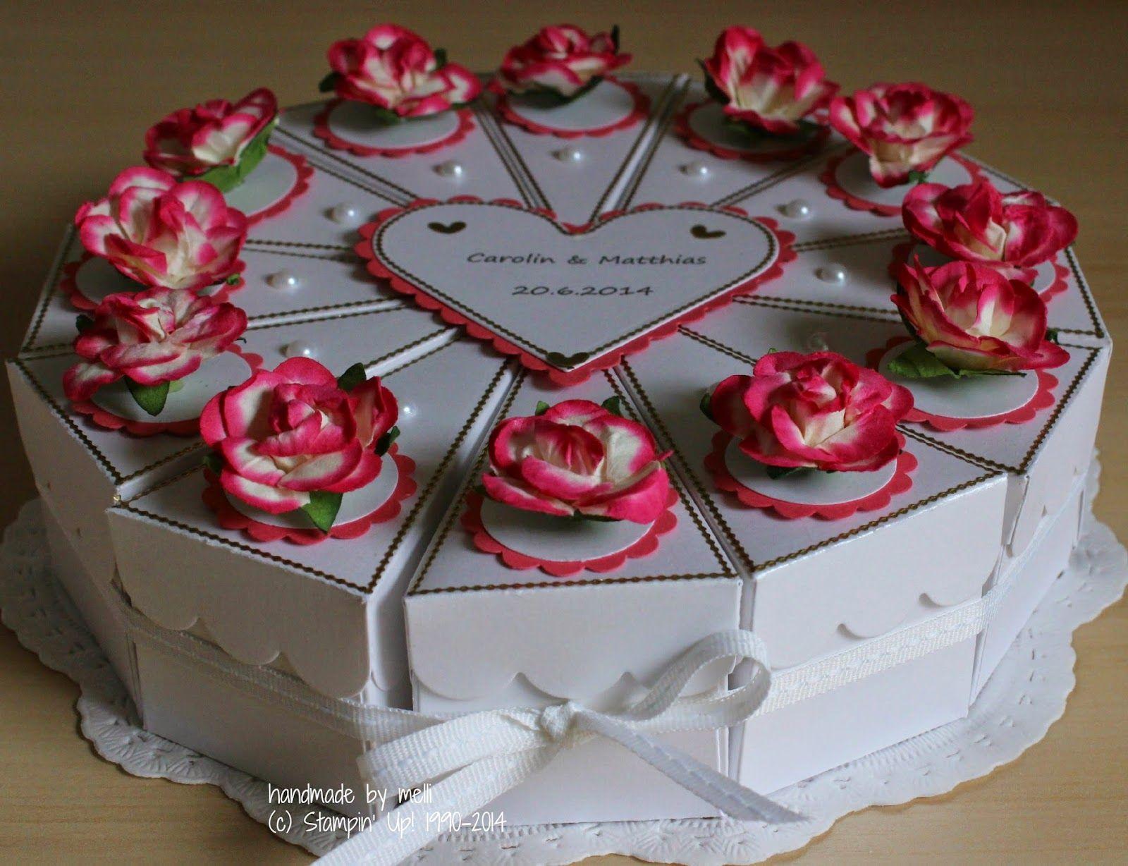 Torte  Karte  Torten von Stampin up  Pinterest
