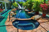 Here's Your Private Garden Pool by Day... ... click to see ...