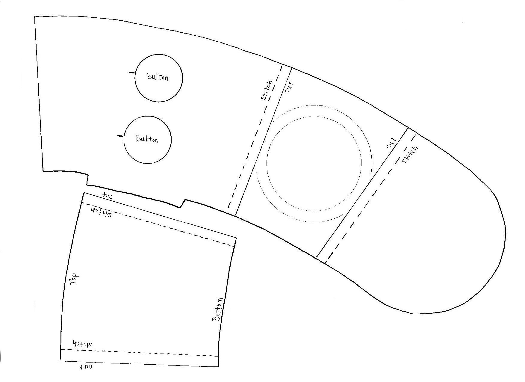 clay slab pottery templates for paper