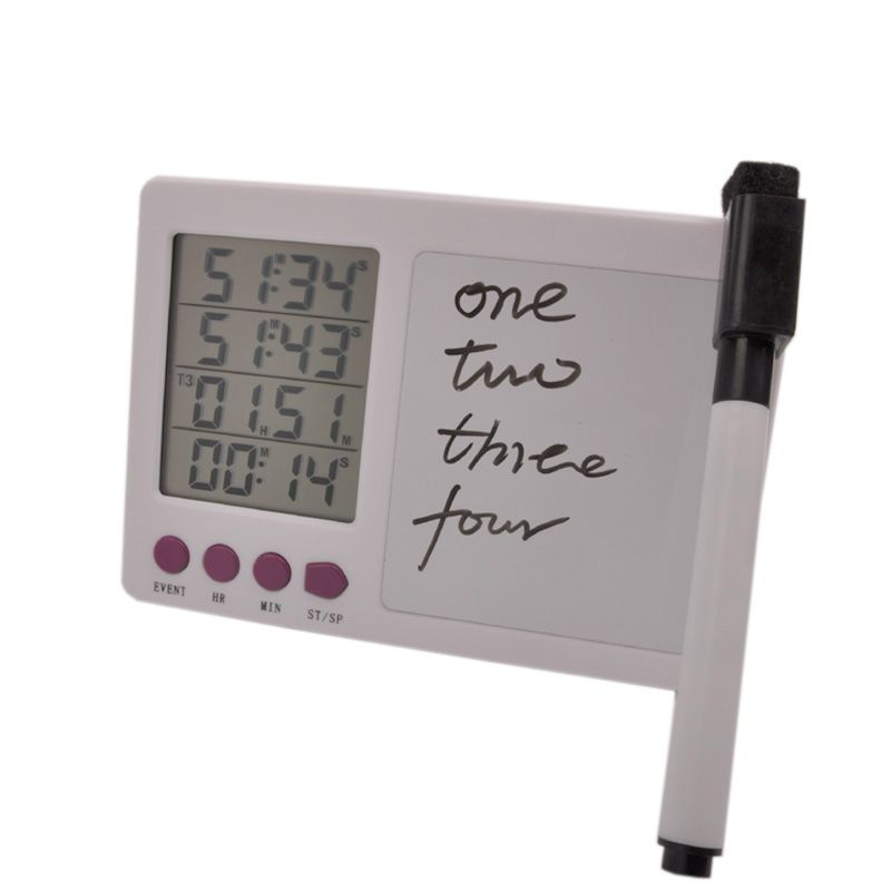 digital kitchen timers professional knives electronic with bracket magnet adsorption timer four channel free shipping