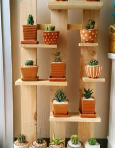 Diy plant stand ideas got  corner of your house in need pick me up wouldn   be just perfect for that space also pin by dani soares on suculentas pinterest indoor stands rh