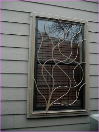 Decorative Window Security Bars Lowes | Design inspiration ...