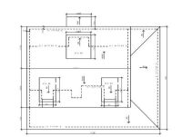 home plans flat roof garage plans roof design plans hip ...