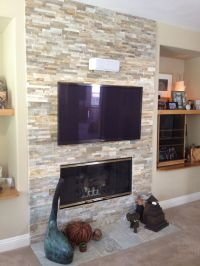 fireplace remodels ideas   Scroll down for a photo of what ...