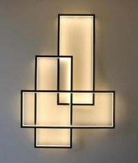 During the day, the TRIO LT Wall sconce is a decorative