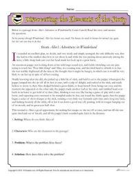 All Worksheets  Story Structure Worksheets - Printable ...