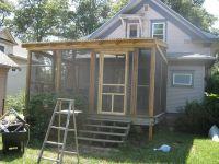 Screened Porch Diy - Best Screened porch plans | Backyard ...
