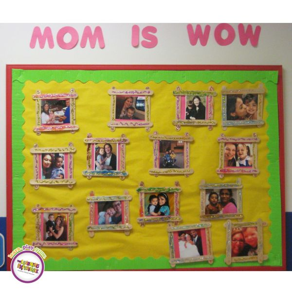 Mother's Day Bulletin Board Ideas