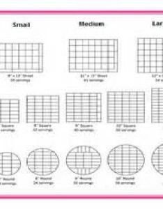 Sheet cake sizes and servings search pastry chef glorious ideas also pricing chart the best of rh farzanok