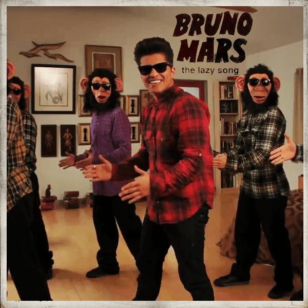 Bruno Mars I Wanna Marry You