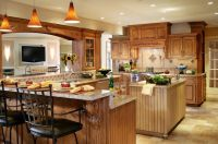 Most Beautiful Kitchens   traditional kitchen design 13 ...