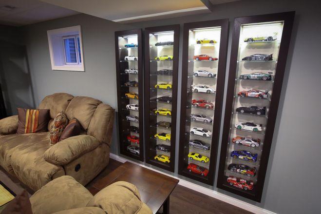 diy display case for model cars
