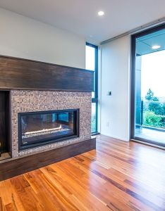 Unique luxurious residence in the large area stylish also minimal modern fireplace design among wooden rh za pinterest