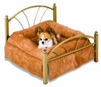 Petmate Nap of Luxury Pet Bed - Small Dog Beds like Human ...