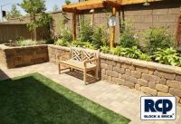 Photo Gallery: Landscape Wall Idea Gallery, Country Manor ...