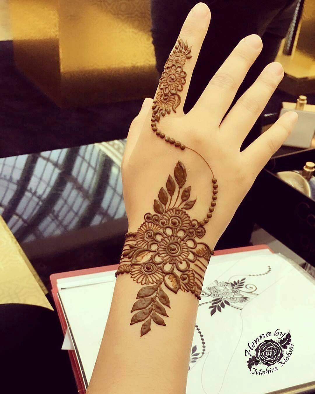 Qatar Mehndi Designs Facebook