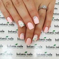 50 Pink Nail Art Designs | Pink nails, Spring nails and ...