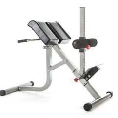 Roman Chair Gym Equipment Folding Cane Bodycraft F670 45 60 90 Hyper Extension Oblique Ab Home And