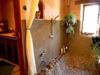 Sunken Tub Shower Combination | Master bedroom #1 with ...
